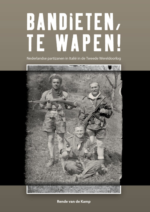 2019092 - Partizanenboek - Voorplat