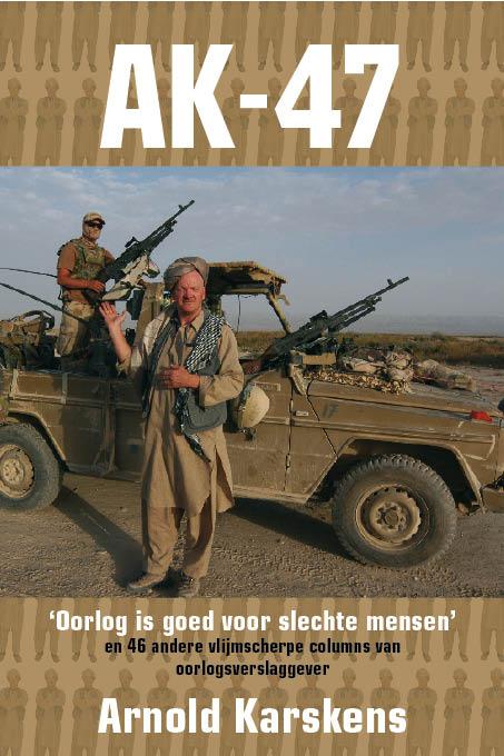 AK-47 - Arnold Karskens | QV Uitgeverij