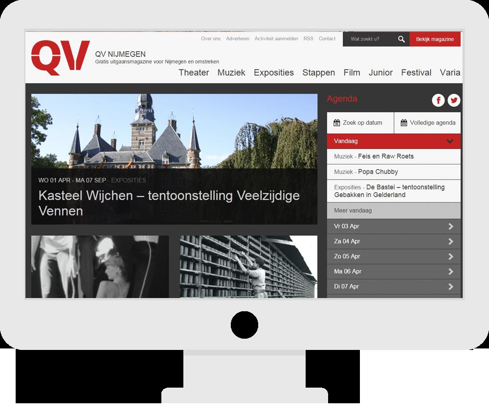 Uitgeverij QV | QV Nijmegen