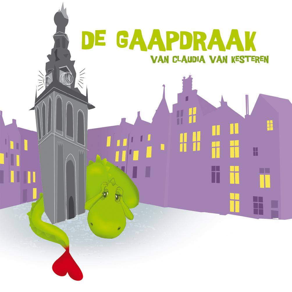 De Gaapdraak | QV Uitgeverij